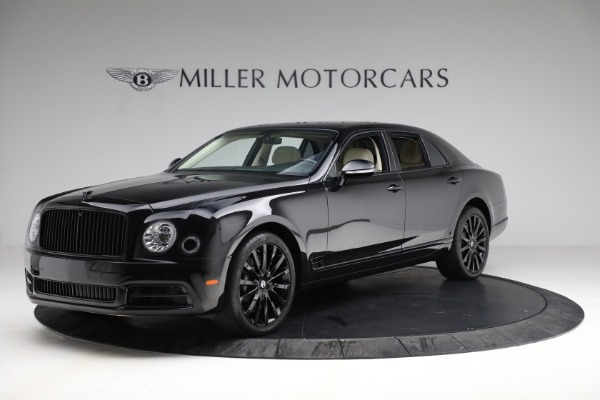Used 2017 Bentley Mulsanne for sale $214,900 at Maserati of Greenwich in Greenwich CT 06830 2