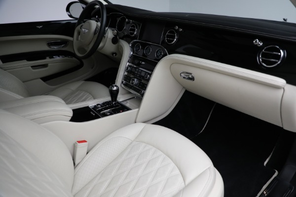 Used 2017 Bentley Mulsanne for sale $214,900 at Maserati of Greenwich in Greenwich CT 06830 25