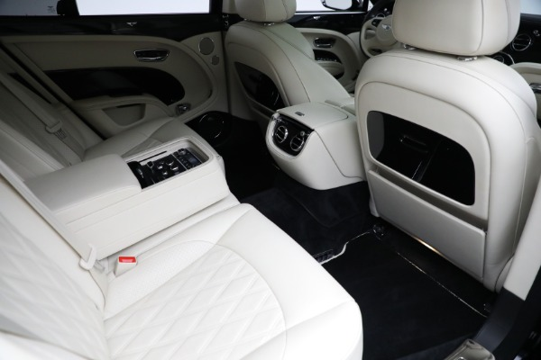 Used 2017 Bentley Mulsanne for sale $214,900 at Maserati of Greenwich in Greenwich CT 06830 28
