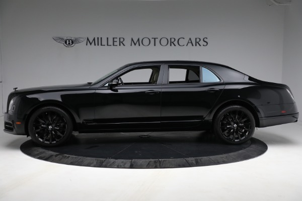 Used 2017 Bentley Mulsanne for sale $214,900 at Maserati of Greenwich in Greenwich CT 06830 3