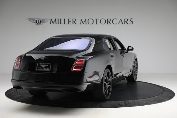 Used 2017 Bentley Mulsanne for sale $214,900 at Maserati of Greenwich in Greenwich CT 06830 7