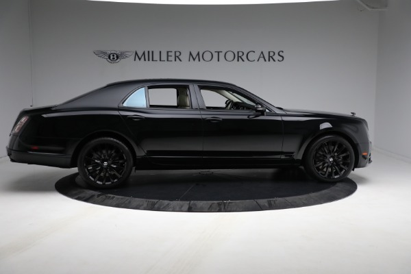 Used 2017 Bentley Mulsanne for sale $214,900 at Maserati of Greenwich in Greenwich CT 06830 9