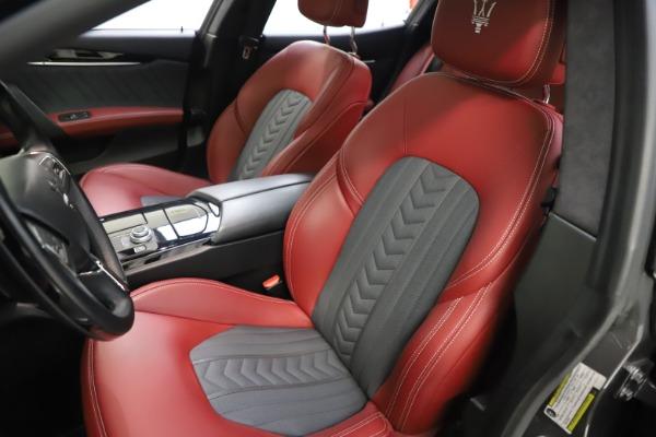Used 2018 Maserati Ghibli SQ4 GranLusso for sale $55,900 at Maserati of Greenwich in Greenwich CT 06830 10