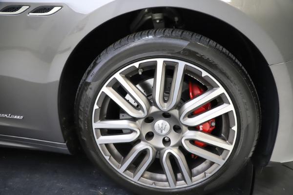 Used 2018 Maserati Ghibli SQ4 GranLusso for sale $55,900 at Maserati of Greenwich in Greenwich CT 06830 22
