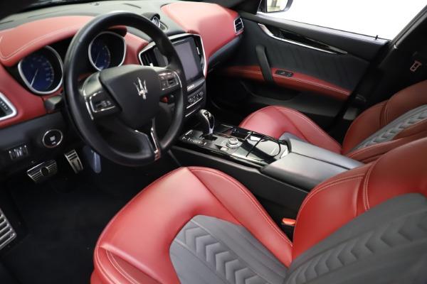 Used 2018 Maserati Ghibli SQ4 GranLusso for sale $55,900 at Maserati of Greenwich in Greenwich CT 06830 8