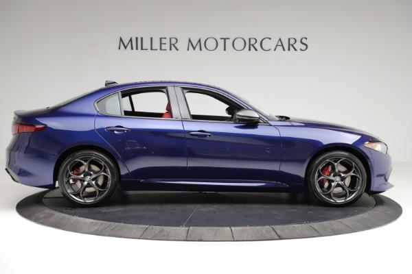 New 2021 Alfa Romeo Giulia Ti Sport for sale $54,050 at Maserati of Greenwich in Greenwich CT 06830 10