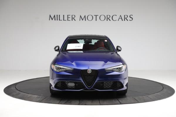 New 2021 Alfa Romeo Giulia Ti Sport for sale $54,050 at Maserati of Greenwich in Greenwich CT 06830 14