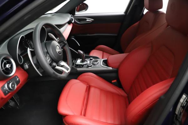 New 2021 Alfa Romeo Giulia Ti Sport for sale $54,050 at Maserati of Greenwich in Greenwich CT 06830 16