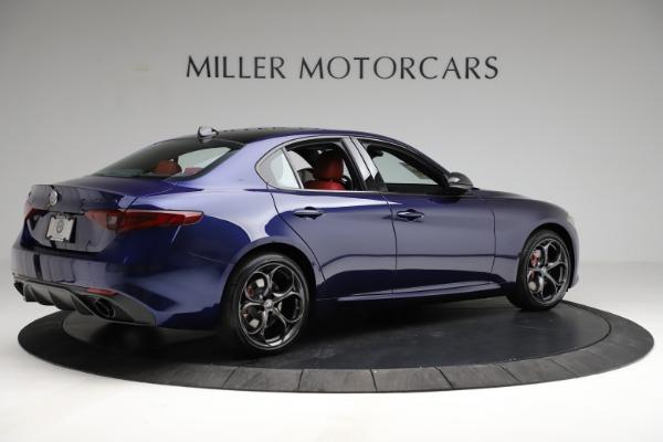 New 2021 Alfa Romeo Giulia Ti Sport for sale $54,050 at Maserati of Greenwich in Greenwich CT 06830 9