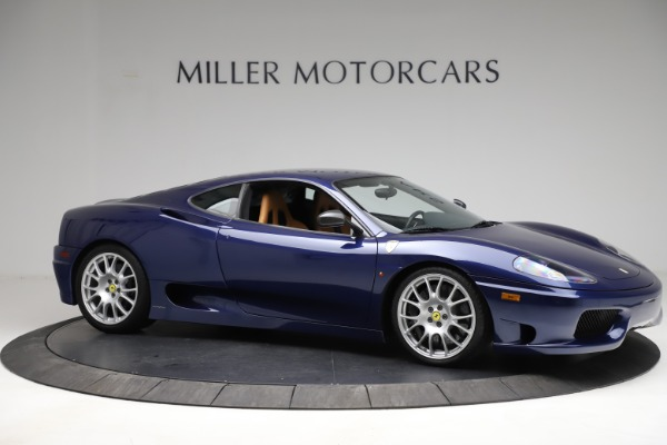 Used 2004 Ferrari 360 Challenge Stradale for sale Call for price at Maserati of Greenwich in Greenwich CT 06830 10