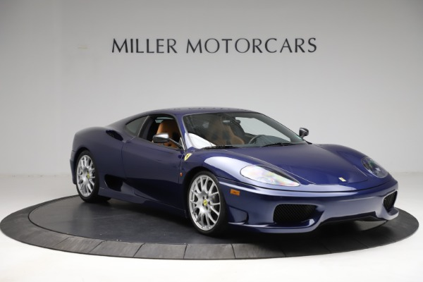Used 2004 Ferrari 360 Challenge Stradale for sale Call for price at Maserati of Greenwich in Greenwich CT 06830 11