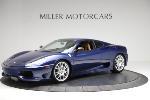 Used 2004 Ferrari 360 Challenge Stradale for sale Call for price at Maserati of Greenwich in Greenwich CT 06830 2