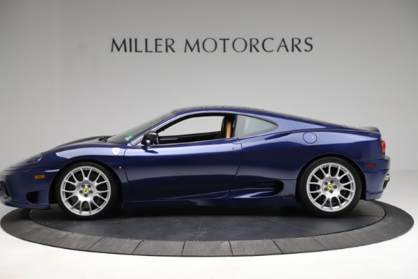 Used 2004 Ferrari 360 Challenge Stradale for sale Call for price at Maserati of Greenwich in Greenwich CT 06830 3