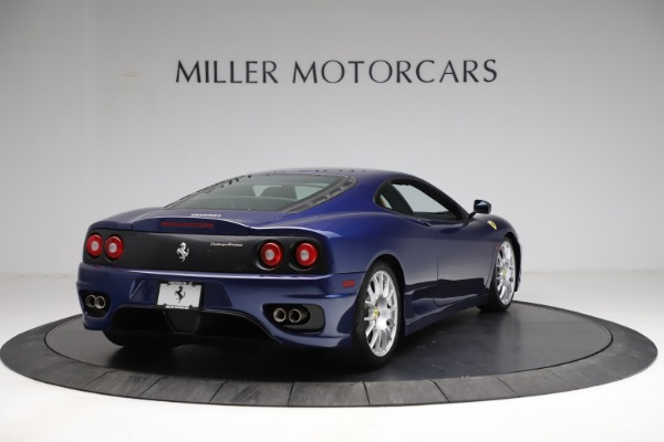 Used 2004 Ferrari 360 Challenge Stradale for sale Call for price at Maserati of Greenwich in Greenwich CT 06830 7