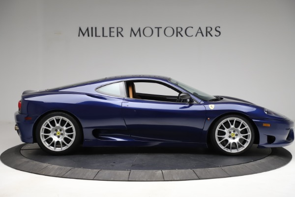 Used 2004 Ferrari 360 Challenge Stradale for sale Call for price at Maserati of Greenwich in Greenwich CT 06830 9