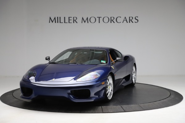 Used 2004 Ferrari 360 Challenge Stradale for sale Call for price at Maserati of Greenwich in Greenwich CT 06830 1