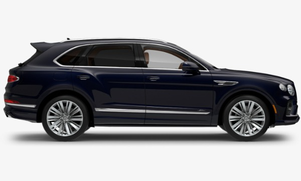 New 2021 Bentley Bentayga Speed for sale Call for price at Maserati of Greenwich in Greenwich CT 06830 2