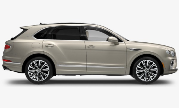 New 2021 Bentley Bentayga V8 First Editon for sale Call for price at Maserati of Greenwich in Greenwich CT 06830 2