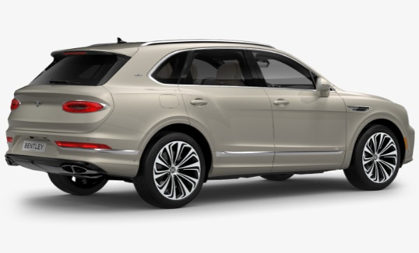 New 2021 Bentley Bentayga V8 First Editon for sale Call for price at Maserati of Greenwich in Greenwich CT 06830 3