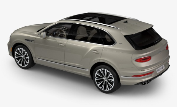 New 2021 Bentley Bentayga V8 First Editon for sale Call for price at Maserati of Greenwich in Greenwich CT 06830 4