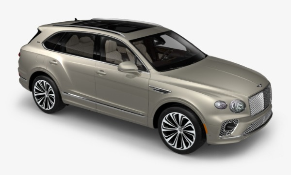 New 2021 Bentley Bentayga V8 First Editon for sale Call for price at Maserati of Greenwich in Greenwich CT 06830 5