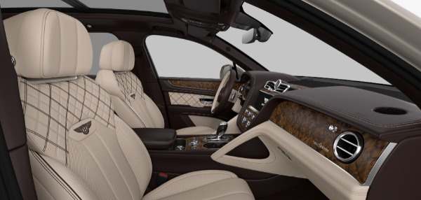 New 2021 Bentley Bentayga V8 First Editon for sale Call for price at Maserati of Greenwich in Greenwich CT 06830 7