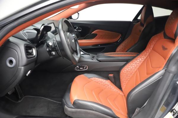 Used 2019 Aston Martin DBS Superleggera for sale $279,990 at Maserati of Greenwich in Greenwich CT 06830 14