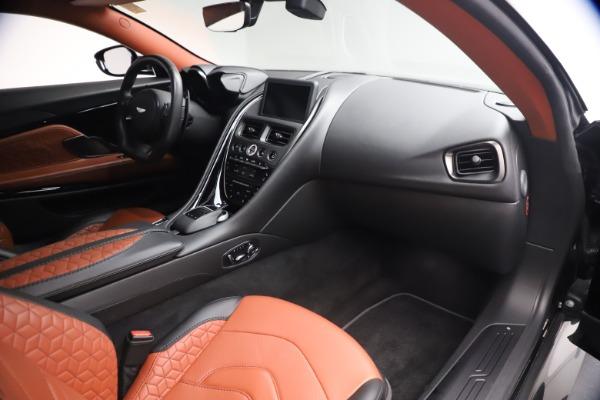 Used 2019 Aston Martin DBS Superleggera for sale $279,990 at Maserati of Greenwich in Greenwich CT 06830 19