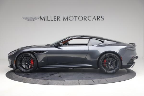 Used 2019 Aston Martin DBS Superleggera for sale $279,990 at Maserati of Greenwich in Greenwich CT 06830 2