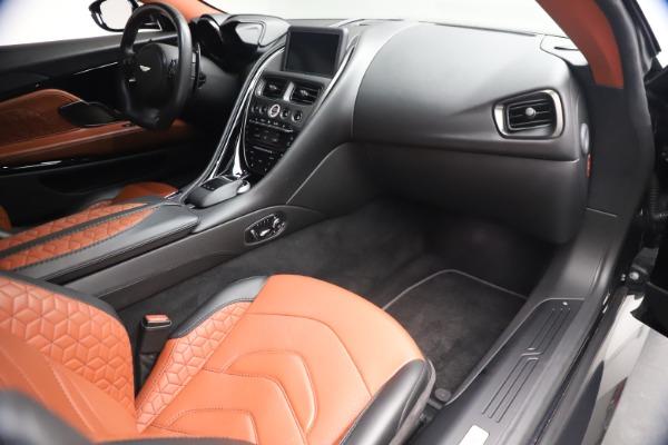 Used 2019 Aston Martin DBS Superleggera for sale $279,990 at Maserati of Greenwich in Greenwich CT 06830 20