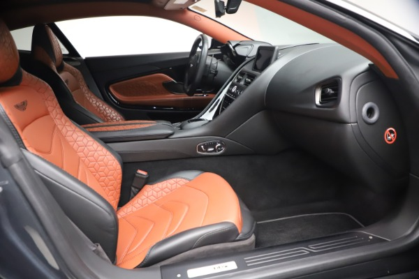Used 2019 Aston Martin DBS Superleggera for sale $279,990 at Maserati of Greenwich in Greenwich CT 06830 21