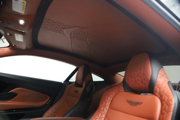 Used 2019 Aston Martin DBS Superleggera for sale $279,990 at Maserati of Greenwich in Greenwich CT 06830 23