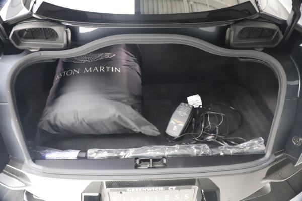 Used 2019 Aston Martin DBS Superleggera for sale $279,990 at Maserati of Greenwich in Greenwich CT 06830 24