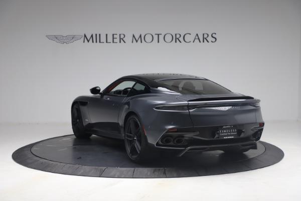 Used 2019 Aston Martin DBS Superleggera for sale $279,990 at Maserati of Greenwich in Greenwich CT 06830 4