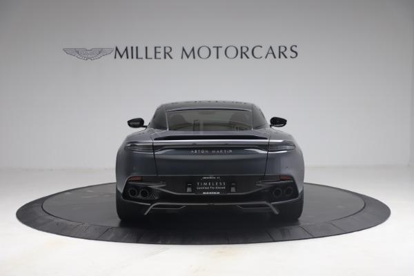 Used 2019 Aston Martin DBS Superleggera for sale $279,990 at Maserati of Greenwich in Greenwich CT 06830 5
