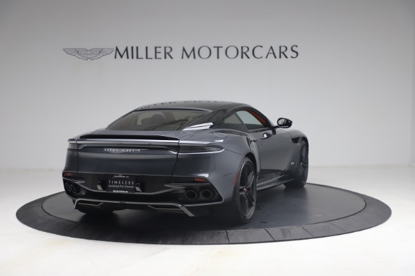 Used 2019 Aston Martin DBS Superleggera for sale $279,990 at Maserati of Greenwich in Greenwich CT 06830 6