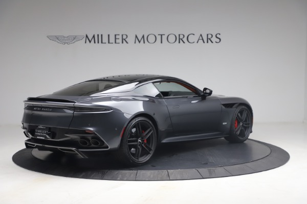 Used 2019 Aston Martin DBS Superleggera for sale $279,990 at Maserati of Greenwich in Greenwich CT 06830 7