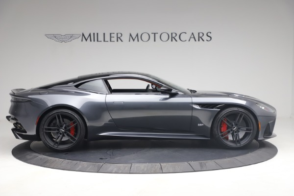 Used 2019 Aston Martin DBS Superleggera for sale $279,990 at Maserati of Greenwich in Greenwich CT 06830 8