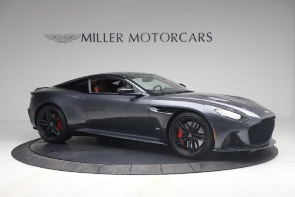 Used 2019 Aston Martin DBS Superleggera for sale $279,990 at Maserati of Greenwich in Greenwich CT 06830 9