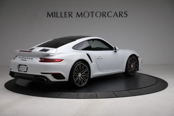 Used 2018 Porsche 911 Turbo for sale $159,990 at Maserati of Greenwich in Greenwich CT 06830 10