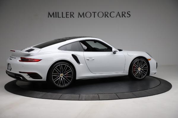 Used 2018 Porsche 911 Turbo for sale $159,990 at Maserati of Greenwich in Greenwich CT 06830 11