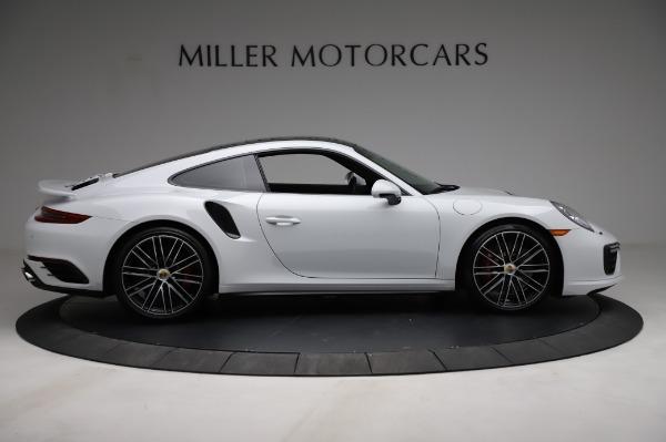 Used 2018 Porsche 911 Turbo for sale $159,990 at Maserati of Greenwich in Greenwich CT 06830 12