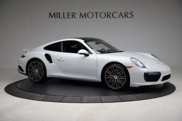 Used 2018 Porsche 911 Turbo for sale $159,990 at Maserati of Greenwich in Greenwich CT 06830 13