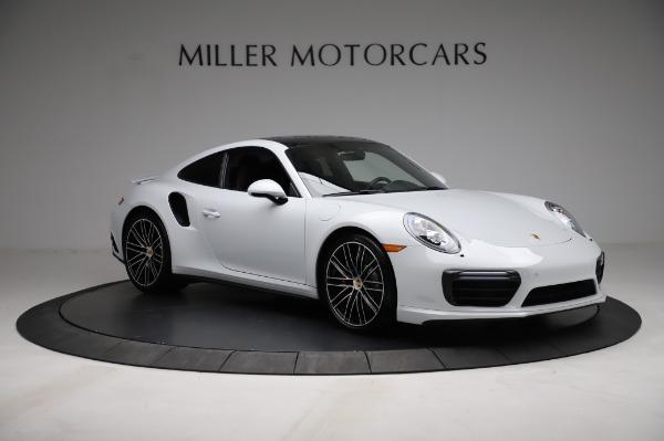 Used 2018 Porsche 911 Turbo for sale $159,990 at Maserati of Greenwich in Greenwich CT 06830 14