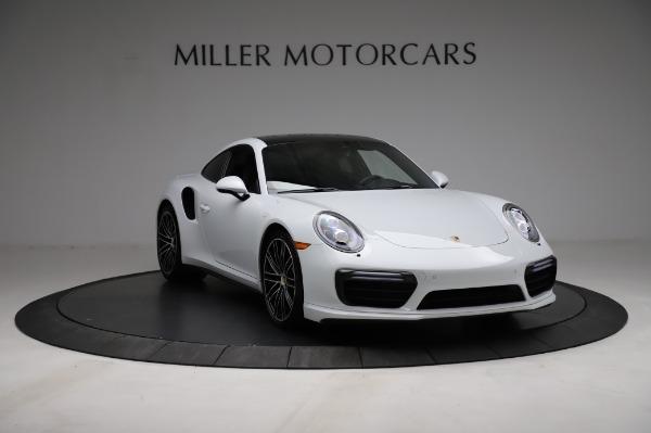 Used 2018 Porsche 911 Turbo for sale $159,990 at Maserati of Greenwich in Greenwich CT 06830 15