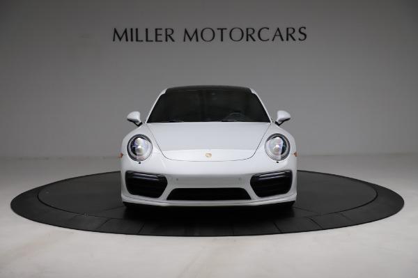 Used 2018 Porsche 911 Turbo for sale $159,990 at Maserati of Greenwich in Greenwich CT 06830 16