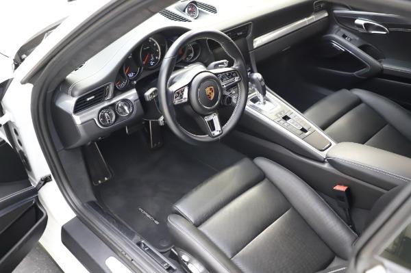 Used 2018 Porsche 911 Turbo for sale $159,990 at Maserati of Greenwich in Greenwich CT 06830 17