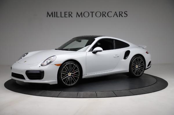 Used 2018 Porsche 911 Turbo for sale $159,990 at Maserati of Greenwich in Greenwich CT 06830 2