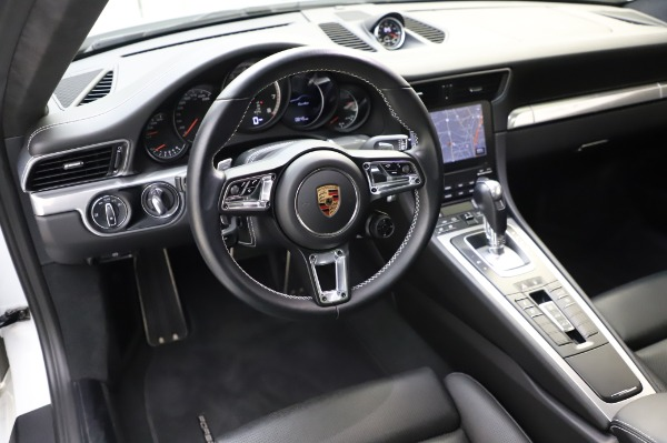 Used 2018 Porsche 911 Turbo for sale $159,990 at Maserati of Greenwich in Greenwich CT 06830 22