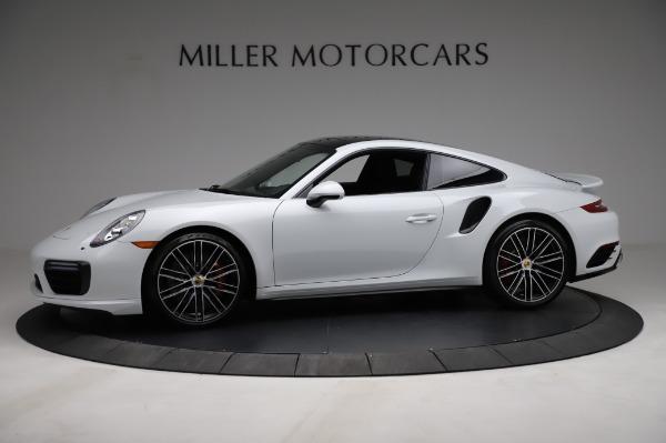 Used 2018 Porsche 911 Turbo for sale $159,990 at Maserati of Greenwich in Greenwich CT 06830 3